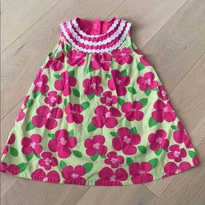 Gymboree Floral Dress 12-18 Months